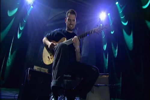 Charlie Hunter: Solos - The Jazz Sessions (2011)  DVD5