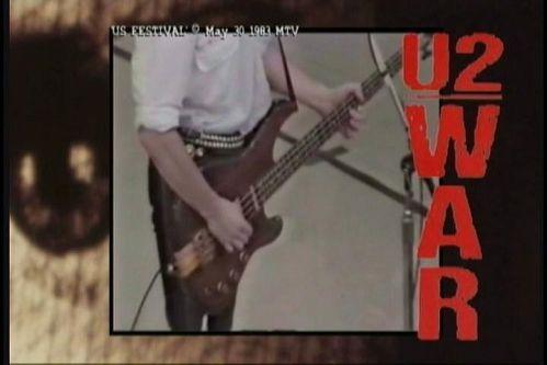 U2: War - Music Milestones (2012)  DVD5