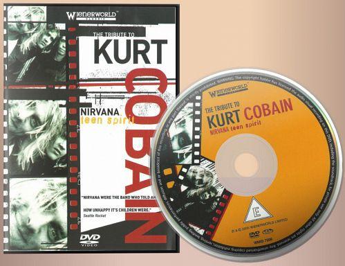 Nirvana: Teen Spirit - The Tribute To Kurt Cobain (2005)  DVD5