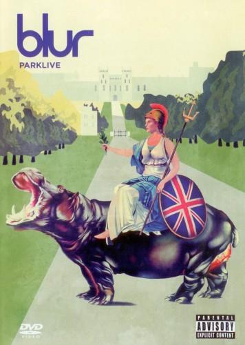 Blur - Parklive (2012)  DVD9