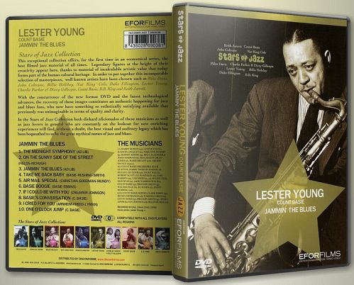 Lester Young - Jammin' The Blues (2004)  DVD5