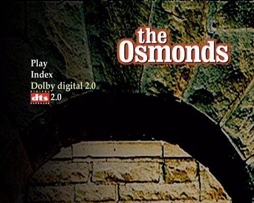 The Osmonds - Crazy Horses (2005)  DVD5