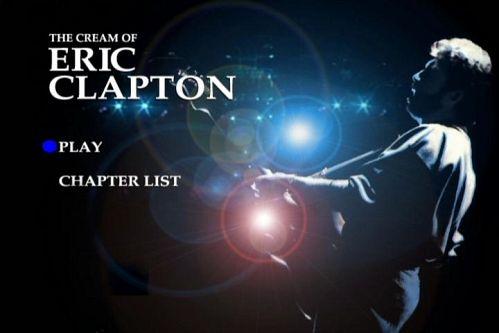 Eric Clapton - The Cream Of (1998)  DVD5