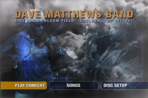 Dave Matthews Band - Live At Folsom Field Boulder Colorado (2002)  DVD9