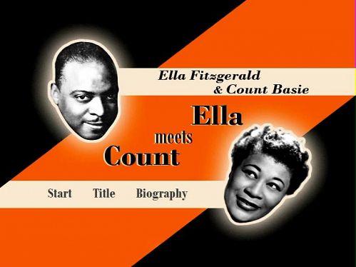 Ella Fitzgerald & Count Basie - Ella Meets Count Live (2007)  DVD5
