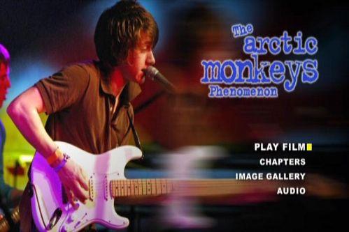 Arctic Monkeys: Phenomenon - Behind The Music (2007)  DVD5