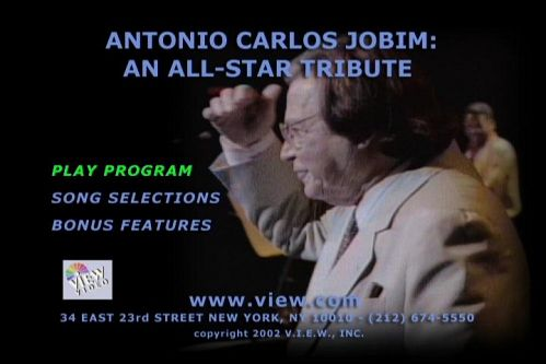 Antonio Carlos Jobim - An All Star Tribute (2005)  DVD5