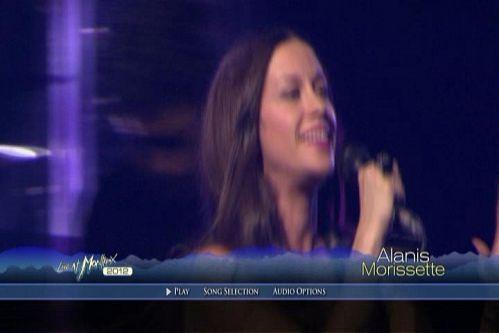 Alanis Morissette - Live At Montreux 2012 (2013)  DVD9
