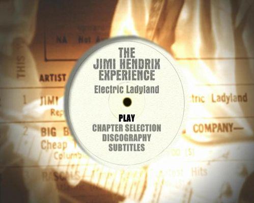 Classic Albums: Jimi Hendrix - Electric Ladyland (2001)  DVD5