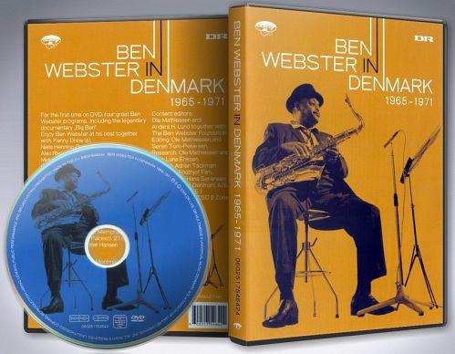Ben Webster - In Denmark 1965-1971 (2008)  DVD9