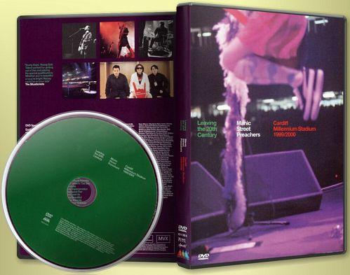 Manic Street Preachers -  Leaving The 20th Century (2000)  DVD5
