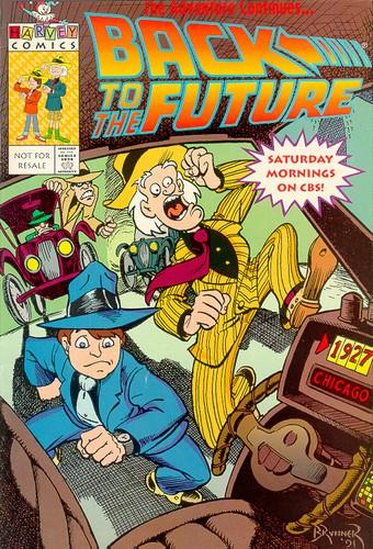 Návrat do budoucnosti / Back To The Future / CZ