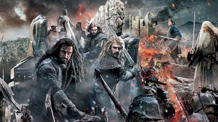 Re: Hobit: Bitva pěti armád / Hobbit: Battle of ... (2015)