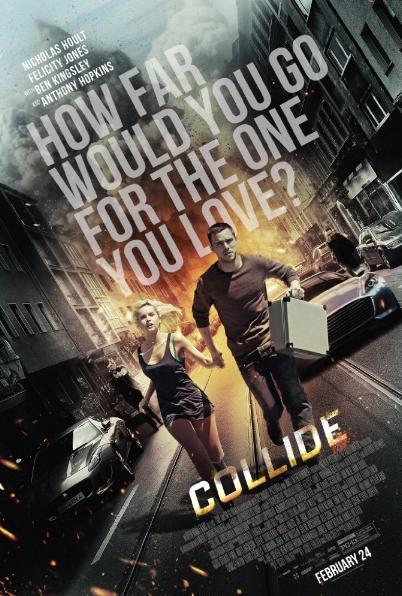 Srážka / Collide (2016)