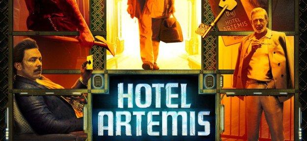 Re: Hotel Artemis (2018)