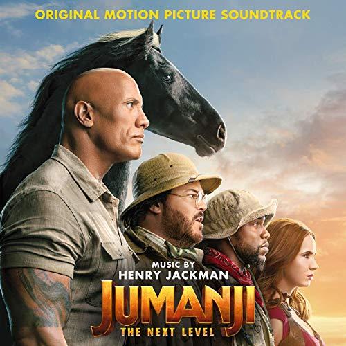 Henry Jackman – Jumanji The Next Level [Original Motion Pict