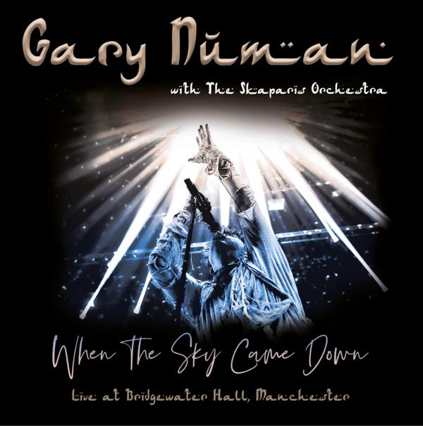Gary Numan & The Skaparis Orchestra - When the Sky Came Down