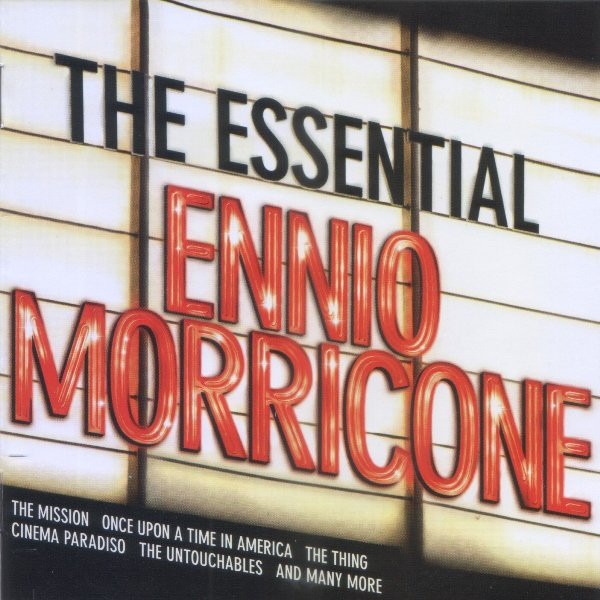 VA - The Essential Ennio Morricone (2014)  FLAC