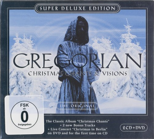 Gregorian - Christmas Chants & Visions (Super Deluxe Edition
