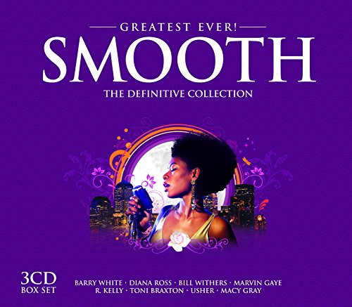 VA - Greatest Ever Smooth: The Definitive Collection [3CD]