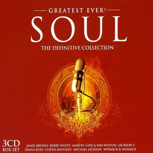 VA - Greatest Ever! Soul: The Definitive Collection (2006)