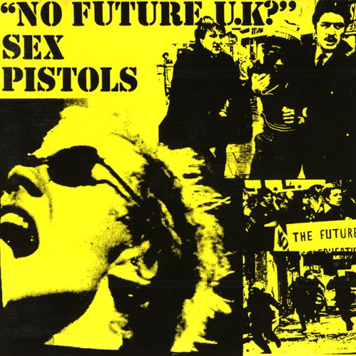 Sex Pistols - No Future U.K.? (1989)  FLAC