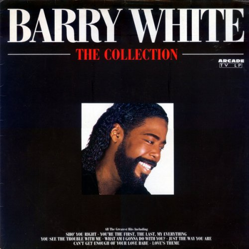 Barry White - Barry White: The Collection (1988)  FLAC
