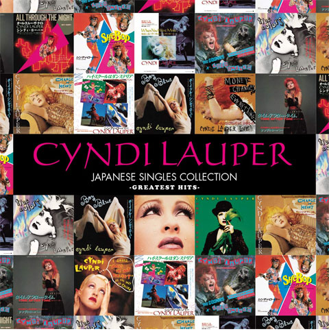 Cyndi Lauper - Japanese Singles Collection (Greatest Hits)