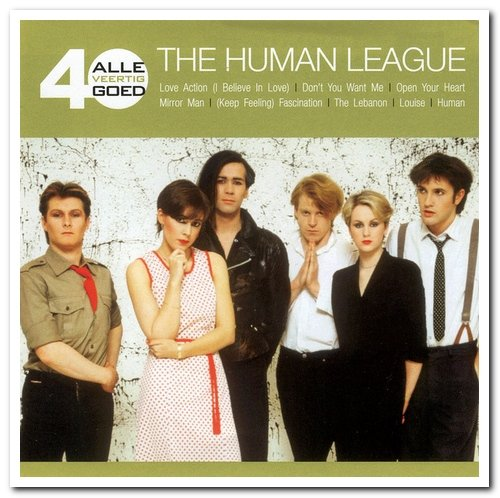 The Human League - Alle 40 Goed [2CD Set] (2012)  FLAC