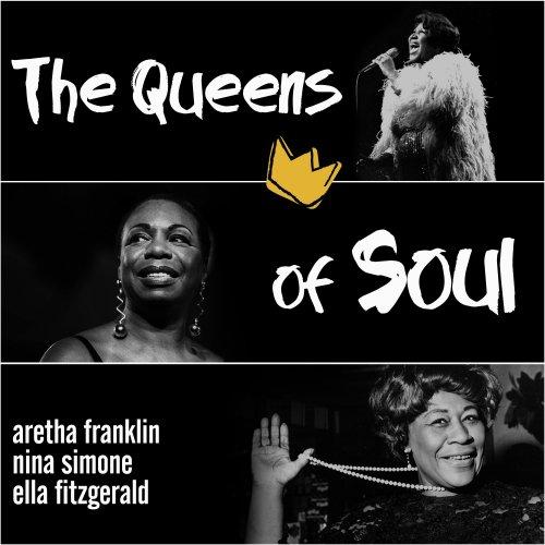 VA - The Queen of Soul (2019)  FLAC