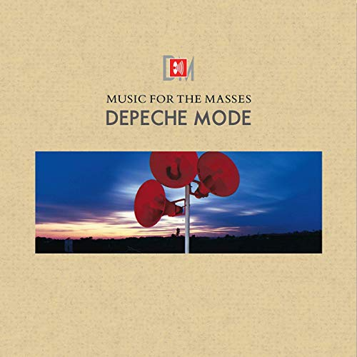 Depeche Mode - Music for the Masses (Deluxe) (1987/2016)