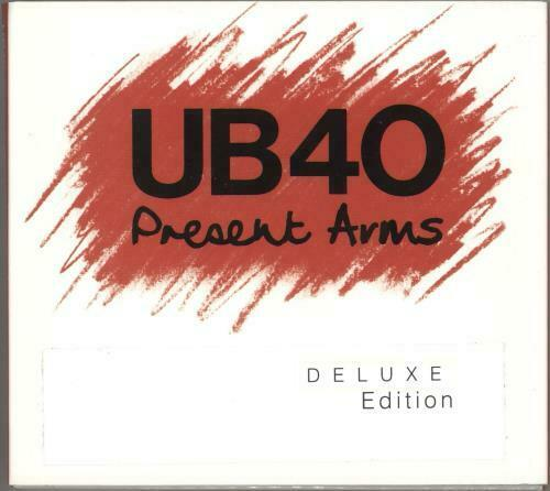 UB40 - Present Arms [3CD Remastered Deluxe Edition] (1981)