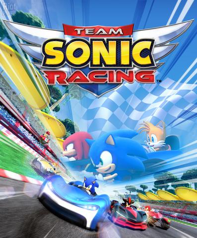 Re: Team Sonic Racing (2019)