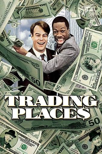 Trading Places / Záměna (1983)