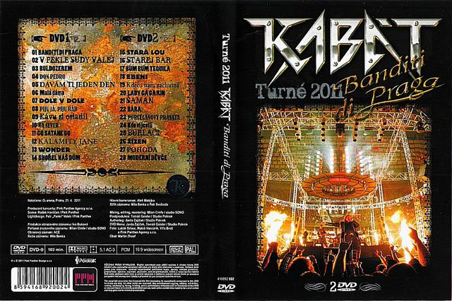 Kabát   Banditi di Praga (2 DVD) (2011) - Warez Fórum WAR4ALL 5bda248068e
