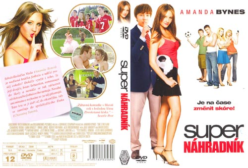 Super náhradník / She's the Man /2006 Supernxgx